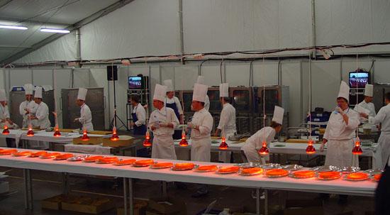 Køkkenfaciliteter fra 10-10.000 couverter